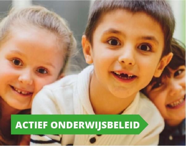 Gemeenteraadsverkiezingen programma GroenLinks Utrecht - Onderwijs