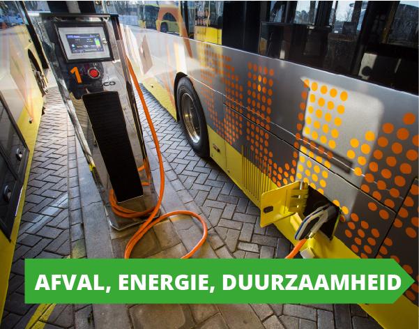 Gemeenteraadsverkiezingen programma GroenLinks Utrecht - Afval, Energie en Duurzaamheid