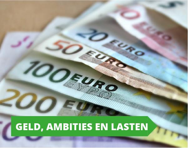 Gemeenteraadsverkiezingen programma GroenLinks Utrecht - Geld, Ambities en Lasten