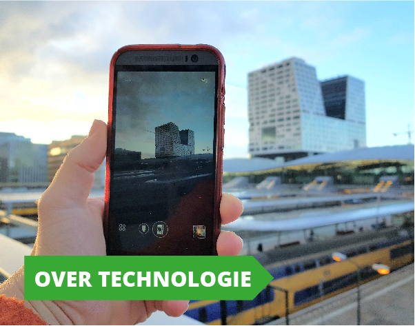 Gemeenteraadsverkiezingen programma GroenLinks Utrecht - Technologie