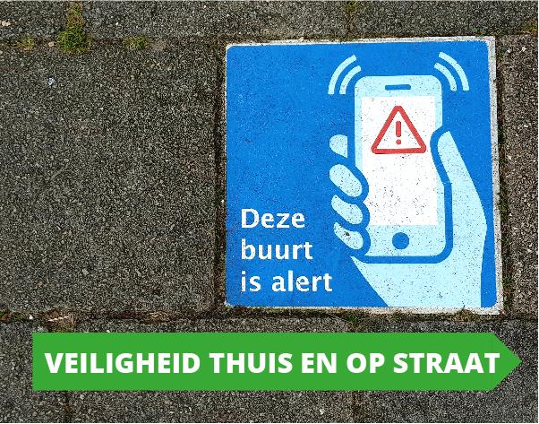 Gemeenteraadsverkiezingen programma GroenLinks Utrecht - Veiligheid thuis en op straat