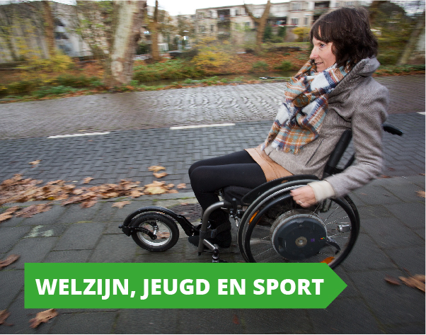 Gemeenteraadsverkiezingen programma GroenLinks Utrecht - Welzijn, Jeugd en Sport