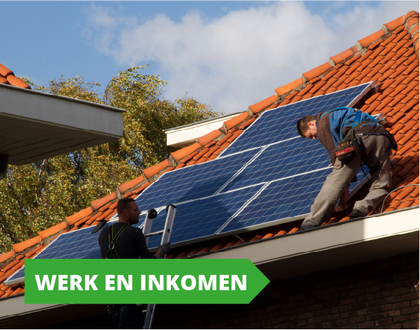 Gemeenteraadsverkiezingen programma GroenLinks Utrecht - Werk en Inkomen